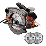 Best Saws With Laser Guides - Tacklife 7-1/4 Circular Saw with Laser Guide, 2 Review