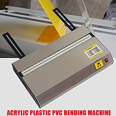 "AC110V 27"" Acrylic Plastic Bending Machine Lightbox PVC Bender Heater w/Infrared Ray Calibration, Angle and Length Adjuster,0.04in-0.4in Thickness,US STOCK"