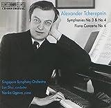 expert f sharp - Sym #3 in F Sharp Op 83 / Sym #4 in E Op 91