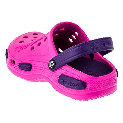 Lila Femme M192pili Pink Pour Mules 2Surf qRwan46w