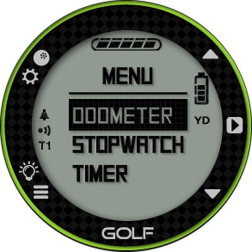 SkyCaddie GPS Golf Watch Black by SkyCaddie (Image #4)