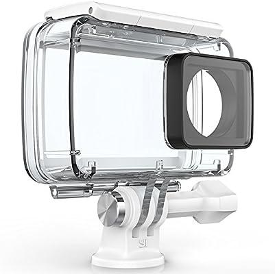Caja Impermeable Xiaomi Yi II 2 4K Cámara Deportiva Carcasa Sumergible Original: Amazon.es: Electrónica