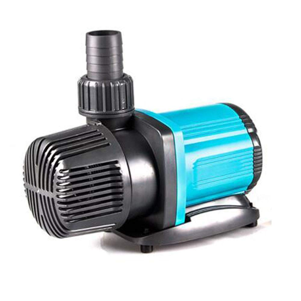 Black 40W Black 40W LIFUREN Fish Tank Oxygen Pump Very Silent Pump Fish Pond Submersible Pump Mute Circulating Pump (color   Black, Size   40W)