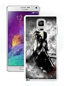 Fashion Designed Bleach 30 White Samsung Galaxy Note 4 N910A N910T N910P N910V N910R4 Phone Case