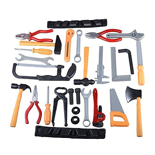 Yabber Toy Tool Set [Small] Mechanic / Carpenter