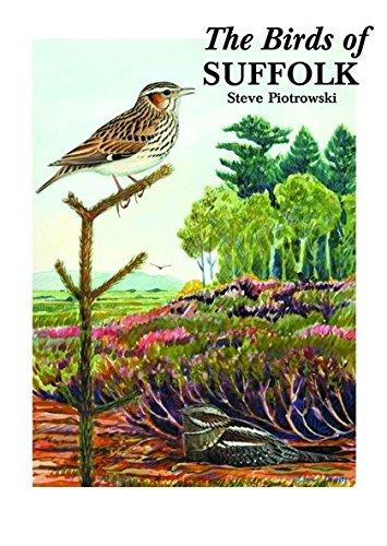 Download The Birds of Suffolk (Helm County Avifauna) ebook