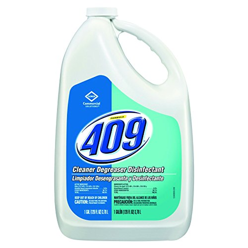 Case 4 Refills - Formula 409 35300CT Cleaner Degreaser Disinfectant, Refill, 128 oz (Case of 4)