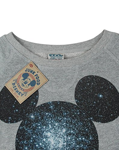 Mujeres - Junk Food Clothing - Mickey Mouse - Suéter