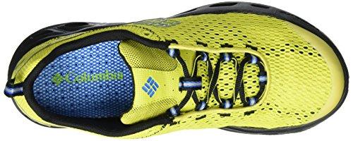 Columbia DRAINMAKER III - Zapatos de Aqua de material sintético hombre Amarillo (Zour/white 726)