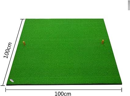 DQMSB Colchonetas de Golf Colchonetas de Ejercicios personales Colchonetas de Bolas de Swing 1 X 1 m: Amazon.es: Hogar