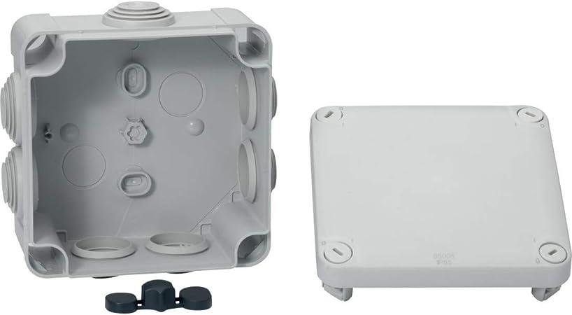 Schneider Electric ENN05002 IP55 Grigio Scatola di derivazione 65x65x45mm