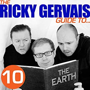 The Ricky Gervais Guide to... THE EARTH Hörspiel