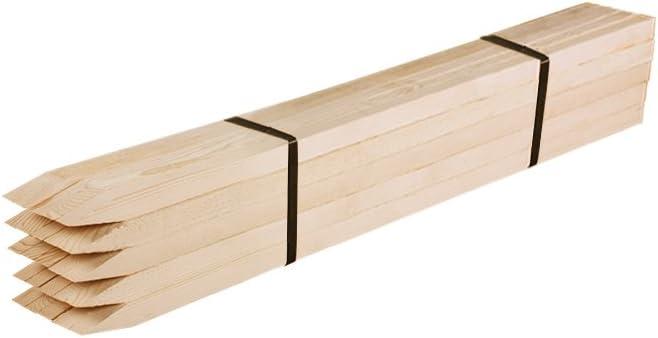 Greenes Fence RC83N-25C Wood Stake, 3 Ft