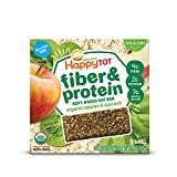 Happy Tot Organic Fiber & Protein Soft-Baked Oat