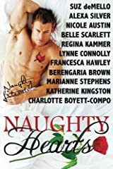 Naughty Hearts: Eleven Naughty Romance Stories Paperback