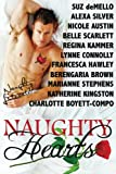 img - for Naughty Hearts: Eleven Naughty Romance Stories book / textbook / text book