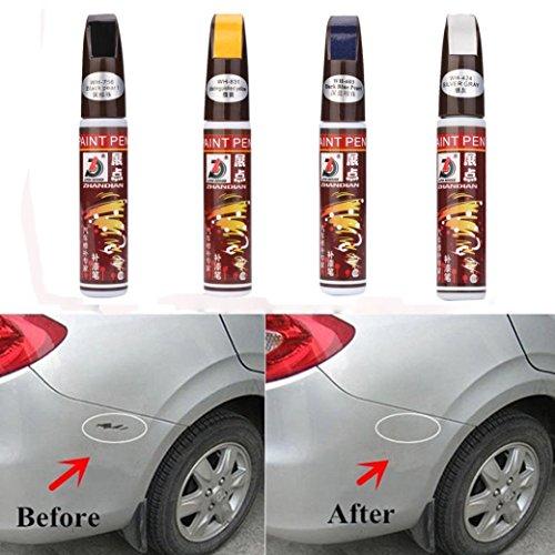 black auto paint repair - 7