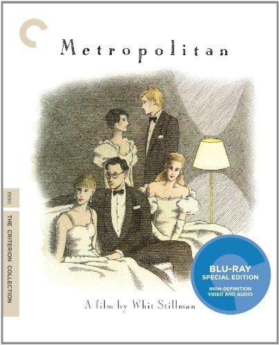 Blu-ray : Metropolitan (Criterion Collection) (Widescreen, )