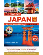 Japan Travel Guide & Map Tuttle Travel Pack: Your Guide to Japan's Best Sights for Every Budget (Includes Pull-out Japan Map)