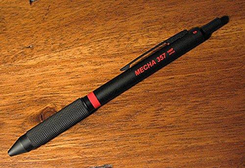 57 POWERS MECHA 357 Multi Mechanical Pencil 3in1 0.3mm 0.5mm 0.7mm Japan (BLACK) by HMP (Image #2)