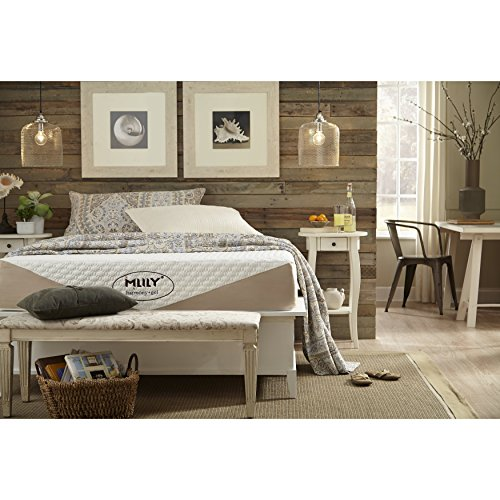 Mlily Harmony 10 Inch Full Size Gel Memory Foam Mattress