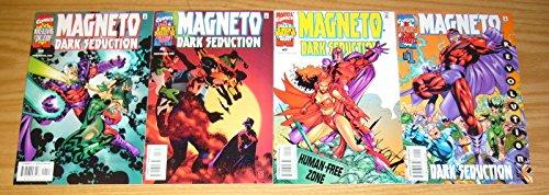 Magneto: Dark Seduction #1-4 VF/NM complete series ; Marvel (Series 1 Magneto)