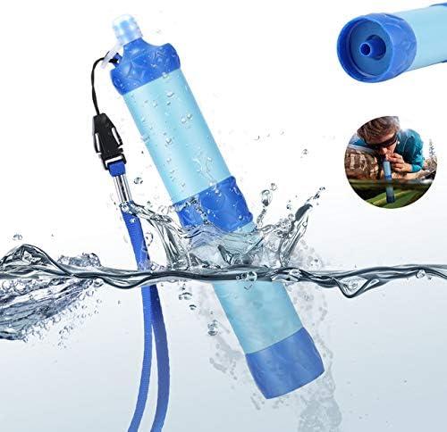 SODIAL - Purificador de agua portátil para exteriores, equipo de ...