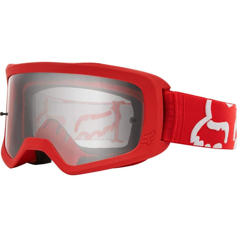 Fox Crossbrille Main II Rot