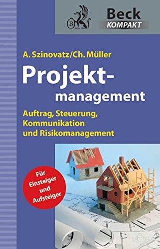 Projektmanagement: Auftrag, Steuerung, Kommunikation und Risikomanagement