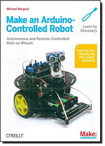 make an arduino controlled robot - 1