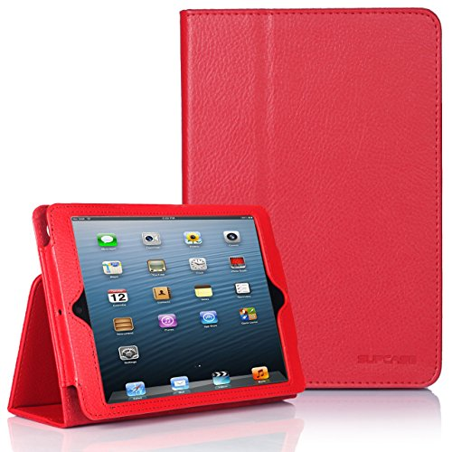 SupCase Folio Leather 7 9 Inch MN 62A RD