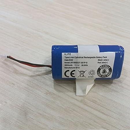 Secure Vending Sweden ILIFE Robot Vacuum Cleaner Batterypack