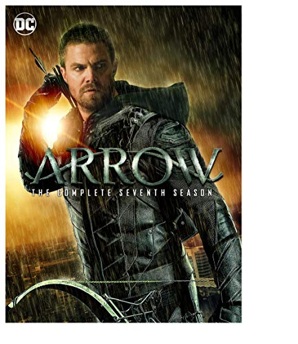 Arrow: The Complete Seventh Season (DVD) from Warner Manufacturing