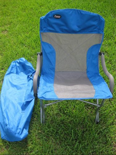 Awesome Amazon Com Rocky Oversize Folding Arm Chair With Carry Bag Pdpeps Interior Chair Design Pdpepsorg