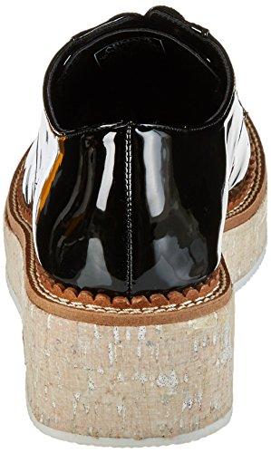 Jeans Shoes 9251307p527 Nero Multicolour Oxford Women's Armani fdAwBf