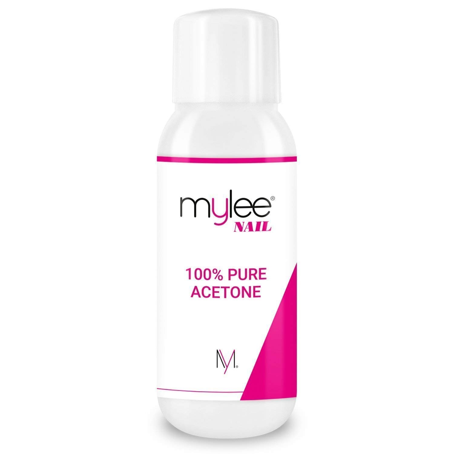 Mylee 100% Pure Acetone High Quality Nail Polish Remover for UV/LED Gel Soak Off (300ml)