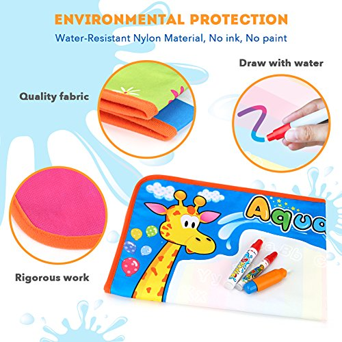 Review Toyk Aquadoodle Mat Kids