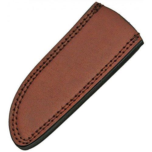 Pakistan PA660709-BRK Leather Sheath Drop Pt