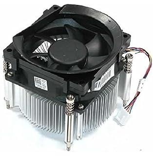 Dell DW017 Optiplex 960 SFF Heatsink Fan Shroud Assembly