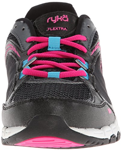 Noir Noir Flextra Flextra Synthétique Baskets Ryka Synthétique Ryka Ryka Flextra Baskets CqvXSwAq