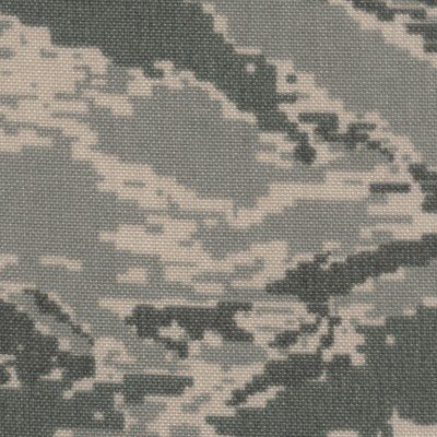 Nylon Coated Camouflage Fabric - ABU AIR FORCE Tiger Stripe Camouflage Fabric Genuine 1,000 Denier Nylon 60
