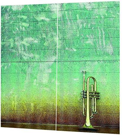 QinKingstore 色とりどりのデジタル印刷防水カビシャワーカーテン150 * 166