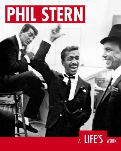 Phil Stern: A Life's Work [Hardcover] [2003] (Author) Phil Stern, Patricia Bosworth, Carol McCusker, Brett Ratner