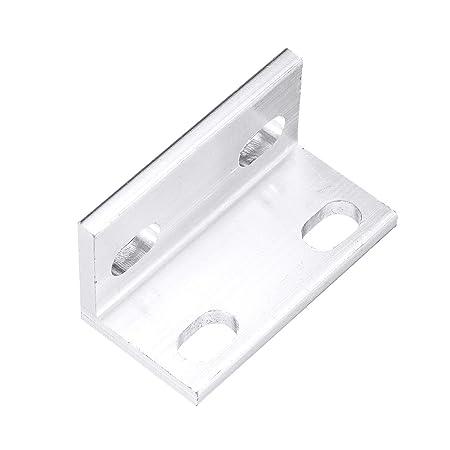 MYAMIA Soportes Dobles Universales L Soporte De Aluminio para ...