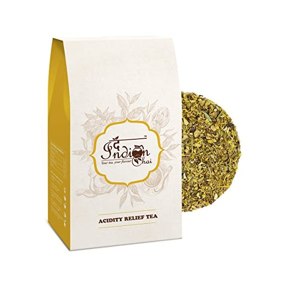 The Indian Chai - Acidity Relief Tea 100g