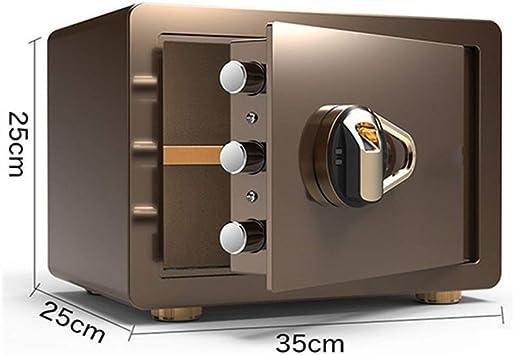 Caja fuerte de alta seguridad Pequeña caja montada en la pared ...