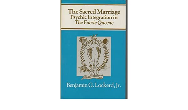 Amazon com: The Sacred Marriage: Psychic Integration in the Faerie