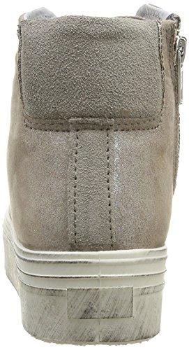Box Bristol Sand Beige No Femme Mode Baskets irise fdnBqH