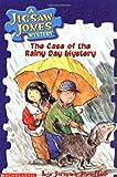 The Case of the Rainy Day Mystery (Jigsaw Jones Mystery, No. 21)