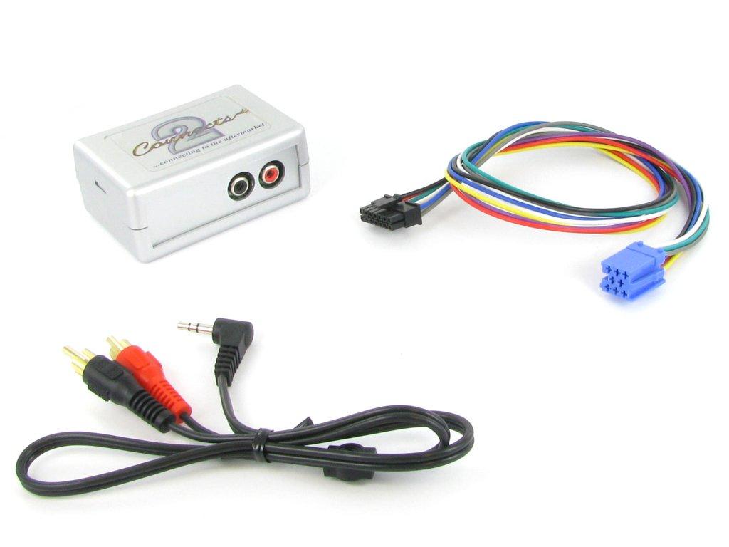 Philips T1 Audio T1-CTVVGX001 Blaupunkt Cet Adaptateur dentr/ée Auxiliaire permet une Connexion Transparente dune Source Audio Externe /à votre Autoradio dorigine Mont/é. Aux Adaptateur pour VW Tout Modeles Matsushita Grundig